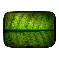 Leaf Nature Green The Leaves Netbook Case (medium)