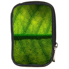 Leaf Nature Green The Leaves Compact Camera Cases