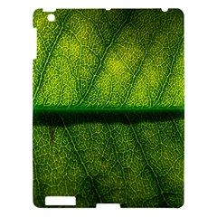 Leaf Nature Green The Leaves Apple Ipad 3/4 Hardshell Case