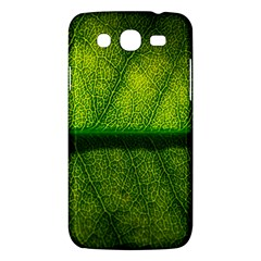 Leaf Nature Green The Leaves Samsung Galaxy Mega 5 8 I9152 Hardshell Case  by Nexatart