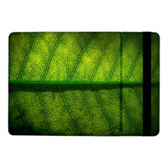 Leaf Nature Green The Leaves Samsung Galaxy Tab Pro 10 1  Flip Case by Nexatart