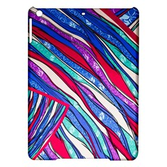 Texture Pattern Fabric Natural Ipad Air Hardshell Cases