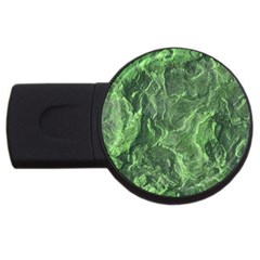 Geological Surface Background Usb Flash Drive Round (4 Gb)