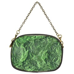 Geological Surface Background Chain Purses (two Sides)