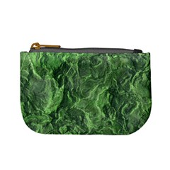 Geological Surface Background Mini Coin Purses