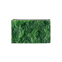 Geological Surface Background Cosmetic Bag (small)
