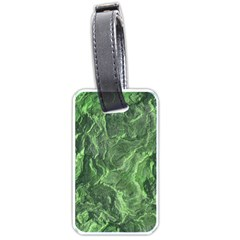 Geological Surface Background Luggage Tags (one Side)