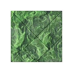 Geological Surface Background Acrylic Tangram Puzzle (4  X 4 )