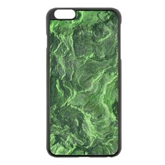 Geological Surface Background Apple Iphone 6 Plus/6s Plus Black Enamel Case