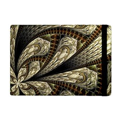 Fractal Abstract Pattern Spiritual Apple Ipad Mini Flip Case