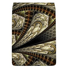 Fractal Abstract Pattern Spiritual Flap Covers (l)