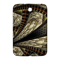Fractal Abstract Pattern Spiritual Samsung Galaxy Note 8 0 N5100 Hardshell Case