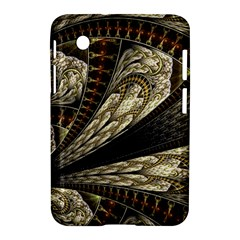 Fractal Abstract Pattern Spiritual Samsung Galaxy Tab 2 (7 ) P3100 Hardshell Case