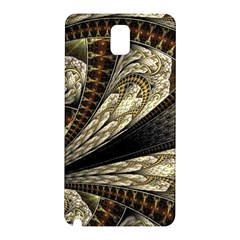 Fractal Abstract Pattern Spiritual Samsung Galaxy Note 3 N9005 Hardshell Back Case