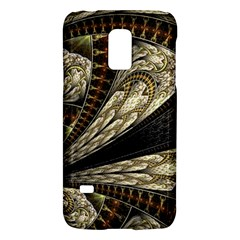 Fractal Abstract Pattern Spiritual Galaxy S5 Mini by Nexatart