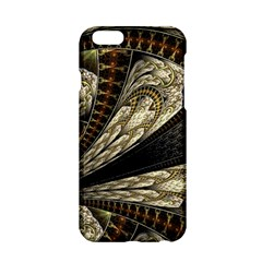 Fractal Abstract Pattern Spiritual Apple Iphone 6/6s Hardshell Case