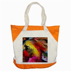 Background Art Abstract Watercolor Accent Tote Bag by Nexatart