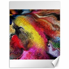 Background Art Abstract Watercolor Canvas 36  X 48