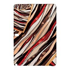 Fabric Texture Color Pattern Samsung Galaxy Tab Pro 10 1 Hardshell Case