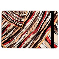 Fabric Texture Color Pattern Ipad Air 2 Flip