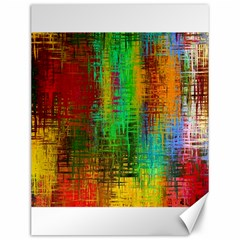 Color Abstract Background Textures Canvas 12  X 16