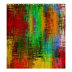 Color Abstract Background Textures Shower Curtain 66  X 72  (large)  by Nexatart
