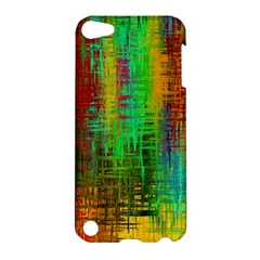 Color Abstract Background Textures Apple Ipod Touch 5 Hardshell Case
