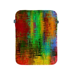 Color Abstract Background Textures Apple Ipad 2/3/4 Protective Soft Cases