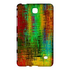 Color Abstract Background Textures Samsung Galaxy Tab 4 (7 ) Hardshell Case