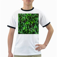 The Leaves Plants Hwalyeob Nature Ringer T Shirts