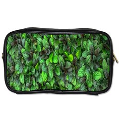 The Leaves Plants Hwalyeob Nature Toiletries Bags