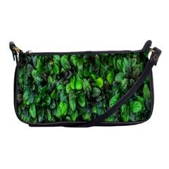 The Leaves Plants Hwalyeob Nature Shoulder Clutch Bags