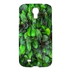 The Leaves Plants Hwalyeob Nature Samsung Galaxy S4 I9500/i9505 Hardshell Case