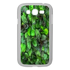 The Leaves Plants Hwalyeob Nature Samsung Galaxy Grand Duos I9082 Case (white)