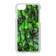 The Leaves Plants Hwalyeob Nature Apple Iphone 7 Seamless Case (white)