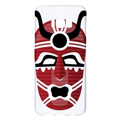 Africa Mask Face Hunter Jungle Devil Samsung Galaxy S8 Plus Hardshell Case