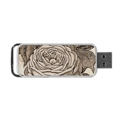 Flowers 1776630 1920 Portable Usb Flash (two Sides) by vintage2030