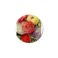 Flowers 1776541 1920 Golf Ball Marker (10 Pack) by vintage2030