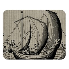 Ship 1515875 1280 Double Sided Flano Blanket (large)  by vintage2030