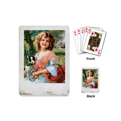 Vintage 1501591 1920 Playing Cards (mini)  by vintage2030