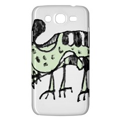 Monster Rat Pencil Drawing Illustration Samsung Galaxy Mega 5 8 I9152 Hardshell Case  by dflcprints