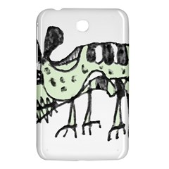 Monster Rat Pencil Drawing Illustration Samsung Galaxy Tab 3 (7 ) P3200 Hardshell Case  by dflcprints