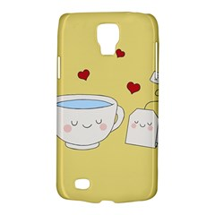 Cute Tea Galaxy S4 Active by Valentinaart