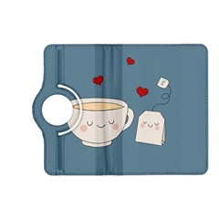 Cute Tea Kindle Fire Hd (2013) Flip 360 Case by Valentinaart