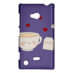 Cute Tea Nokia Lumia 720 by Valentinaart
