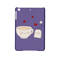 Cute Tea Ipad Mini 2 Hardshell Cases by Valentinaart