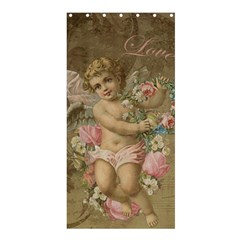 Cupid   Vintage Shower Curtain 36  X 72  (stall)  by Valentinaart