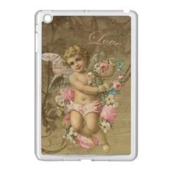 Cupid   Vintage Apple Ipad Mini Case (white) by Valentinaart