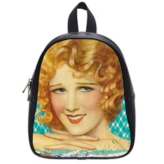 Vintage 1353217 1920 School Bag (small) by vintage2030