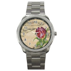 Tulip 1229027 1920 Sport Metal Watch by vintage2030